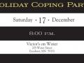 Coping Invite