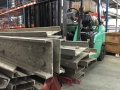 Aluminum shoring beams