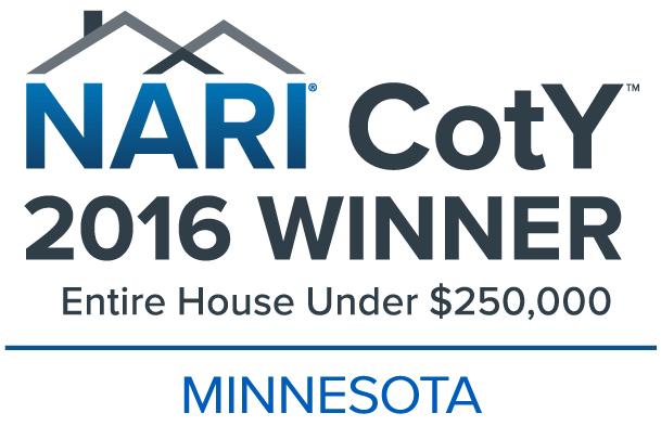 2016 CotY Award